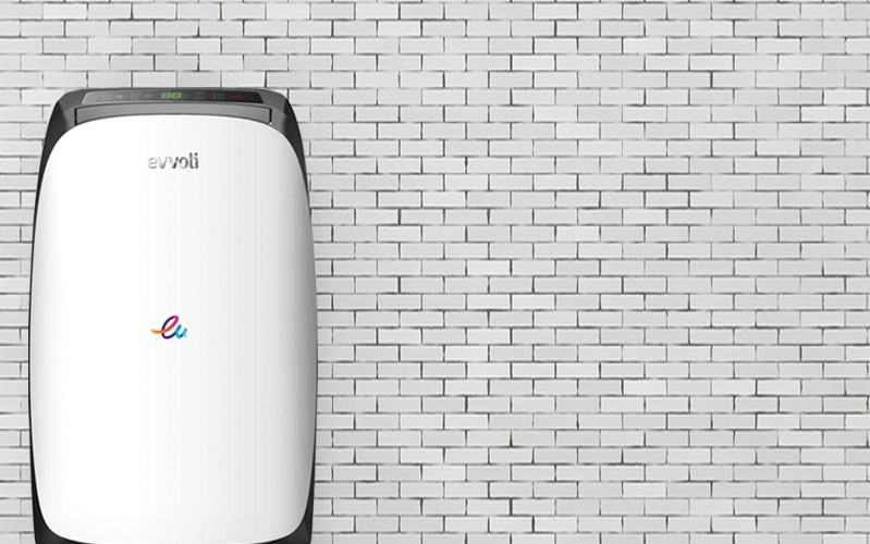 فروش آنلاین کولر گازی پرتابل ایوولی